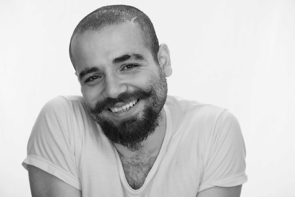 Firas al Shater, actor from Syria
